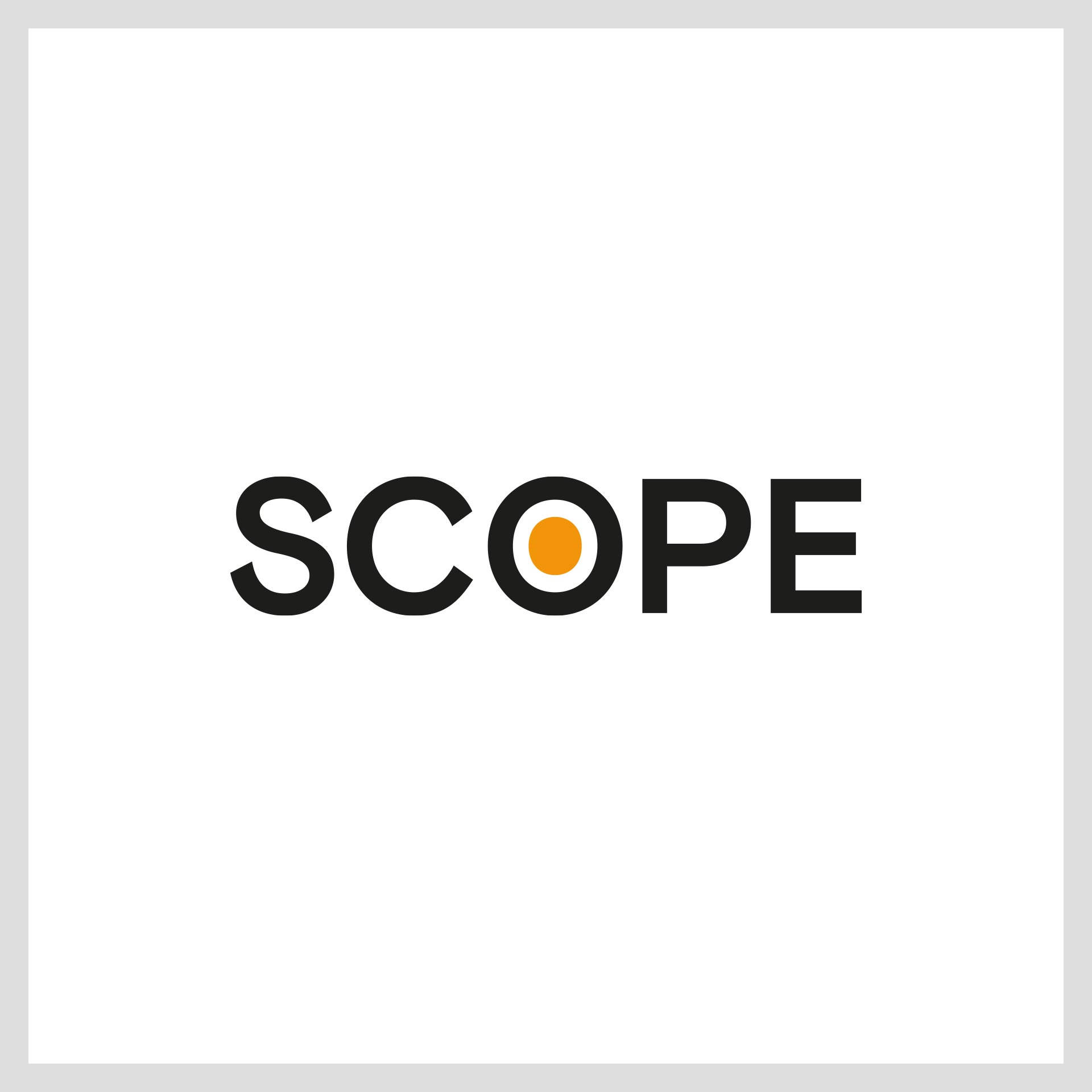 scope oplossingen logo