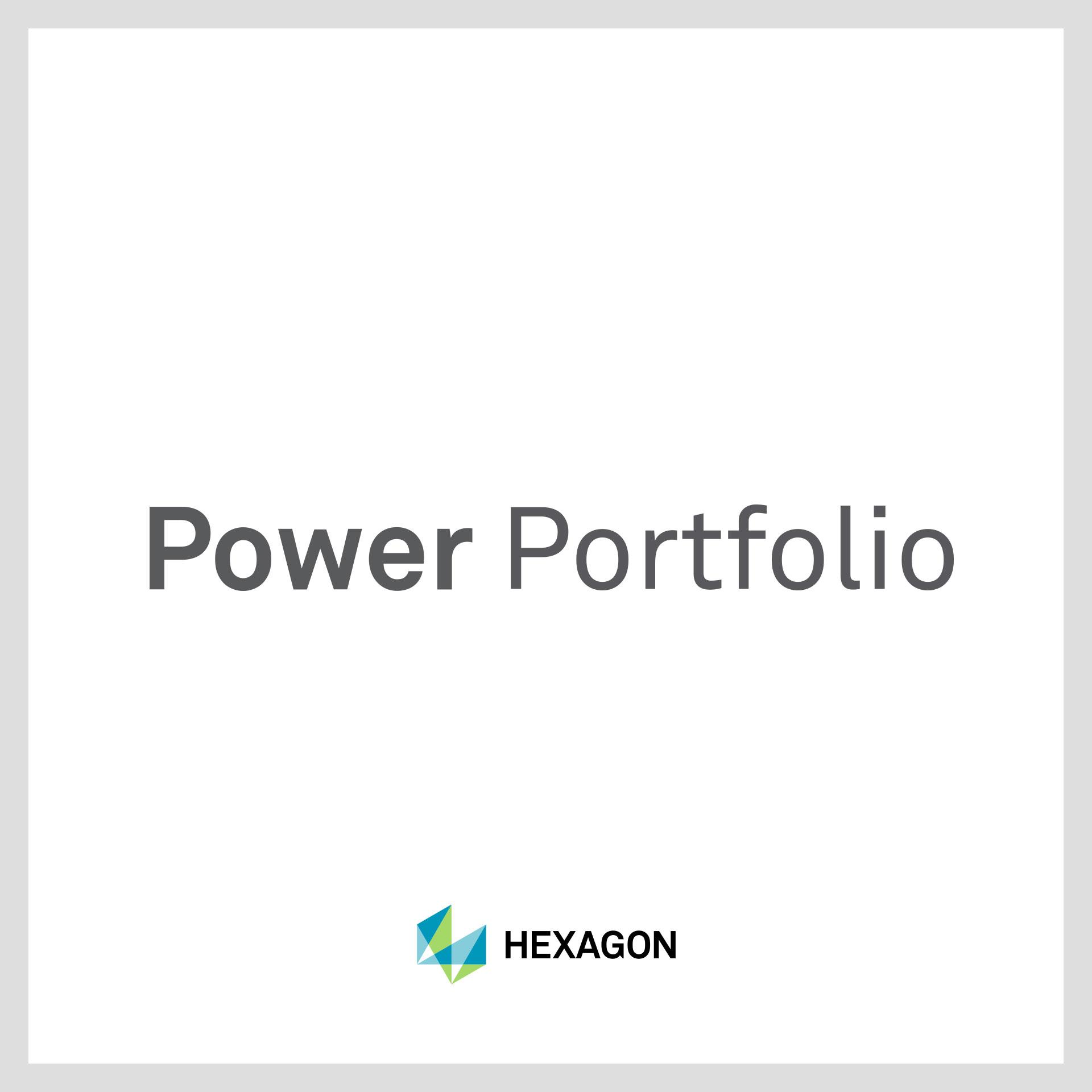Power portfolio technologie